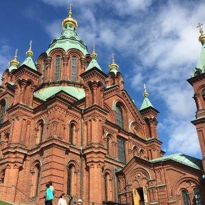 乌斯别斯基东正大教堂旅游景点攻略图