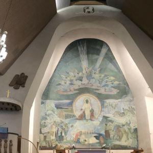 罗瓦涅米教堂旅游景点攻略图
