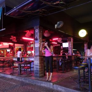 酒吧街旅游景点攻略图