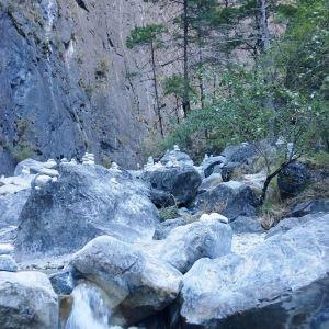 香格里拉巴拉格宗风景名胜区旅游景点攻略图
