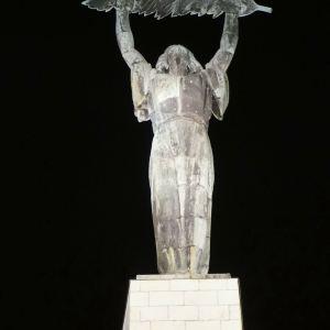 匈牙利自由女神像旅游景点攻略图