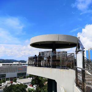 信号山观景台旅游景点攻略图