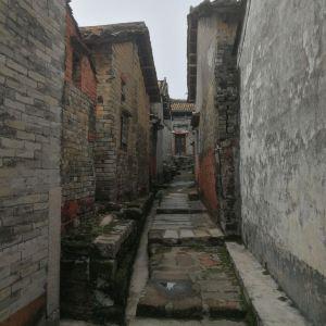 南社明清古村落旅游景点攻略图