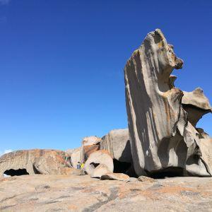 神奇岩石旅游景点攻略图