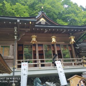 贵船神社旅游景点攻略图