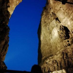 天门洞旅游景点攻略图