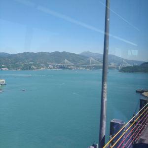 青马大桥旅游景点攻略图