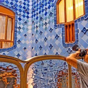 巴特罗之家旅游景点攻略图
