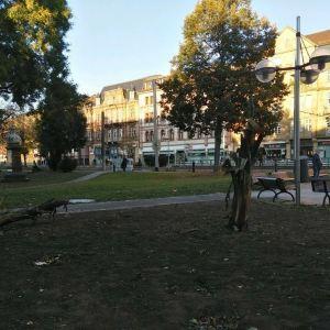 俾斯麦广场旅游景点攻略图
