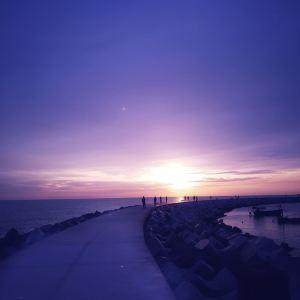 莺歌海湾旅游景点攻略图