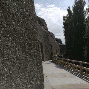 西千佛洞旅游景点攻略图