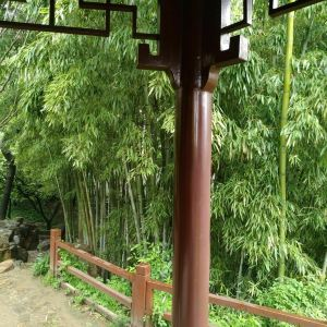 吴山天风旅游景点攻略图