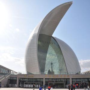 中国航海博物馆旅游景点攻略图