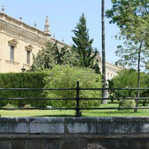 塞维利亚大学旅游景点攻略图
