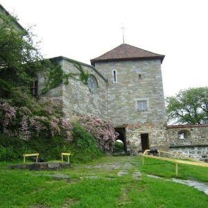 阿克胡斯城堡旅游景点攻略图