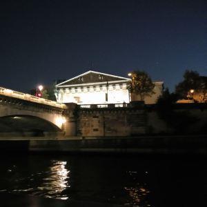 塞纳河旅游景点攻略图