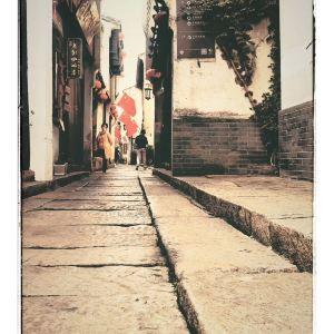 巴城老街旅游景点攻略图