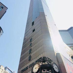 时代广场旅游景点攻略图
