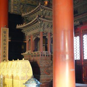 交泰殿旅游景点攻略图