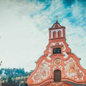 圣灵医院教堂旅游景点攻略图