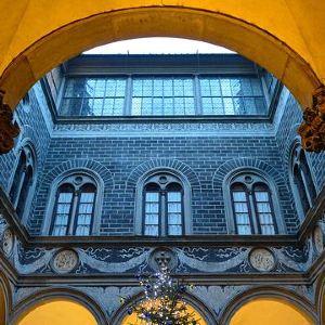美第奇-里卡尔第宫旅游景点攻略图