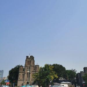 望海楼教堂旅游景点攻略图