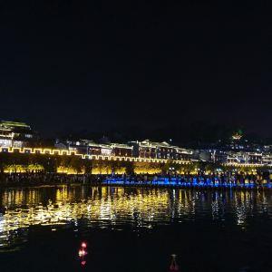 凤凰古城旅游景点攻略图