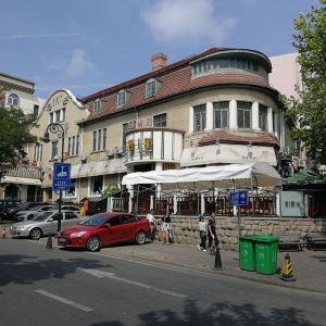 德国风情街旅游景点攻略图