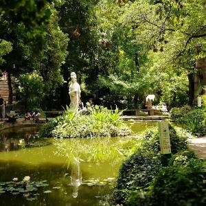 金殿公园旅游景点攻略图