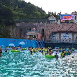 九龙山乐满地水上乐园旅游景点攻略图
