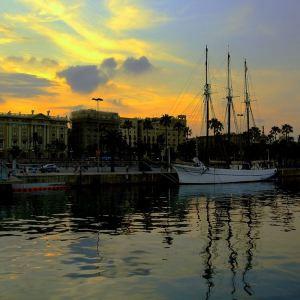 奥林匹克港旅游景点攻略图