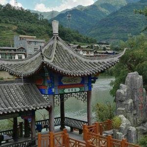 碧口古镇旅游景点攻略图