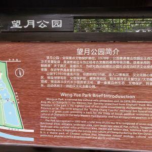 王陵公园旅游景点攻略图