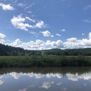 大亮子河国家森林公园旅游景点攻略图