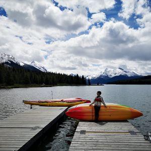 玛琳湖旅游景点攻略图