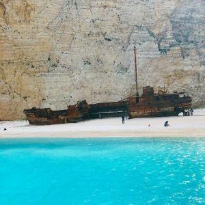 沉船湾旅游景点攻略图