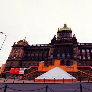 布拉格国家博物馆旅游景点攻略图