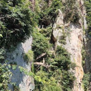 仙华山景区旅游景点攻略图