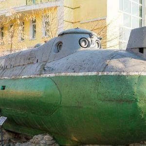 太平洋舰队博物馆旅游景点攻略图