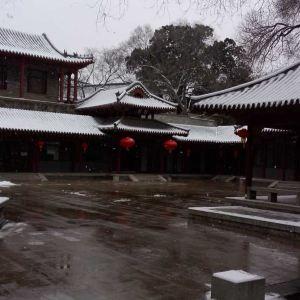 灵岩寺旅游景点攻略图