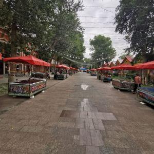 河堤美食街旅游景点攻略图