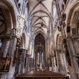 圣塞巴尔德大教堂旅游景点攻略图