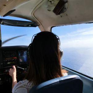 体验开飞机旅游景点攻略图