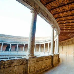 赫内拉里菲宫旅游景点攻略图
