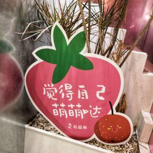 莓超疯(西街红砖天台店)旅游景点攻略图