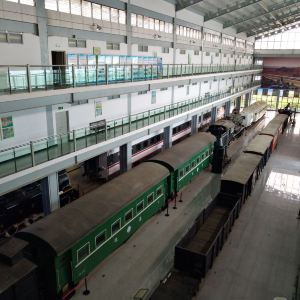 云南铁路博物馆旅游景点攻略图