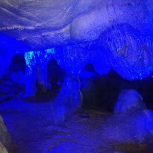 双龙洞景区旅游景点攻略图