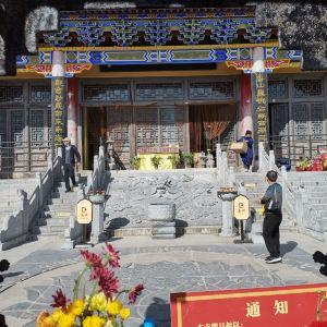 陕西香山寺旅游景点攻略图