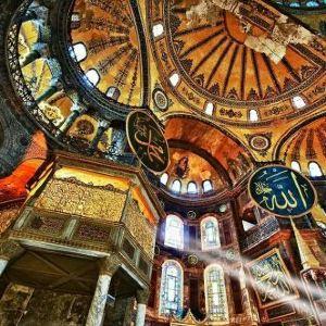 小圣索菲亚教堂旅游景点攻略图