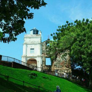 圣保罗山旅游景点攻略图